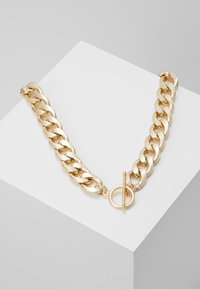 Pieces - PCLERENDA NECKLACE - Ketting - gold-coloured - 0