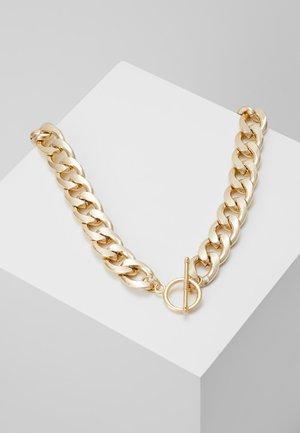 PCLERENDA NECKLACE - Smykke - gold-coloured