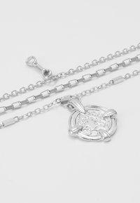 Pieces - PCDORTHIE COMBI NECKLACE  - Náhrdelník - silver-coloured - 2