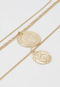 Pieces - PCDUNJA COMBI NECKLACE 3 PACK - Collier - gold-coloured - 4