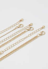 Pieces - PCDUNJA COMBI NECKLACE 3 PACK - Collier - gold-coloured - 2