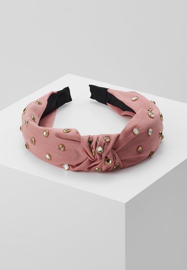 PCBELINA HAIRBAND  - Hair styling accessory - ash rose