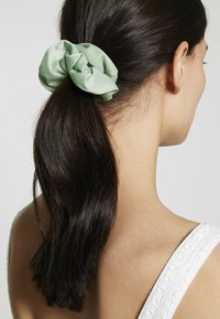 Pieces - PCJESSICA SCRUNCHIE 3 PACK - Hair Styling Accessory - black/rose - 1