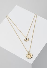 Pieces - PCFYLIA COMBI NECKLACE  - Necklace - gold-coloured - 0