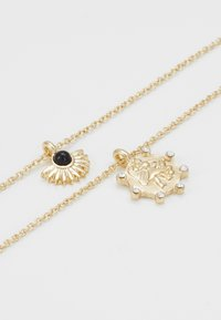 Pieces - PCFYLIA COMBI NECKLACE  - Necklace - gold-coloured - 2