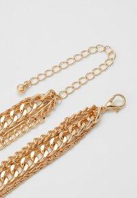 Pieces - PCDORIS COMBI NECKLACE - Necklace - gold-coloured - 1