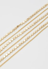 Pieces - PCJUDITHA COMBI NECKLACE  - Smykke - gold-coloured - 2