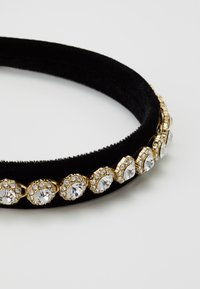 Pieces - PCARRIET HAIRBAND - Hair Styling Accessory - black - 4