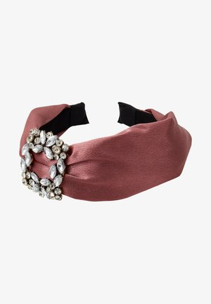 PCPOSH HAIRBAND  - Haaraccessoire - blush/clear