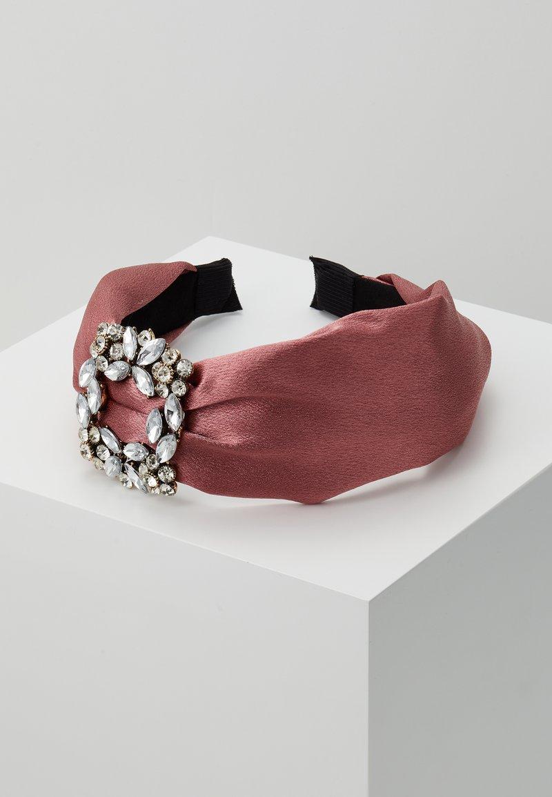 Pieces - PCPOSH HAIRBAND  - Accessori capelli - blush/clear