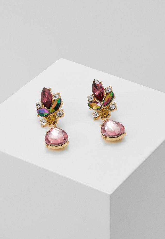 PCTEAR EARRINGS - Boucles d'oreilles - gold-coloured