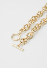 Pieces - PCTBAR NECKLACE - Ketting - gold-coloured - 4