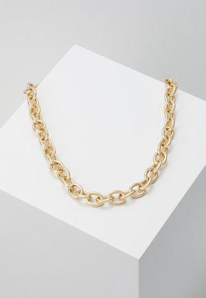 PCTBAR NECKLACE - Smykke - gold-coloured