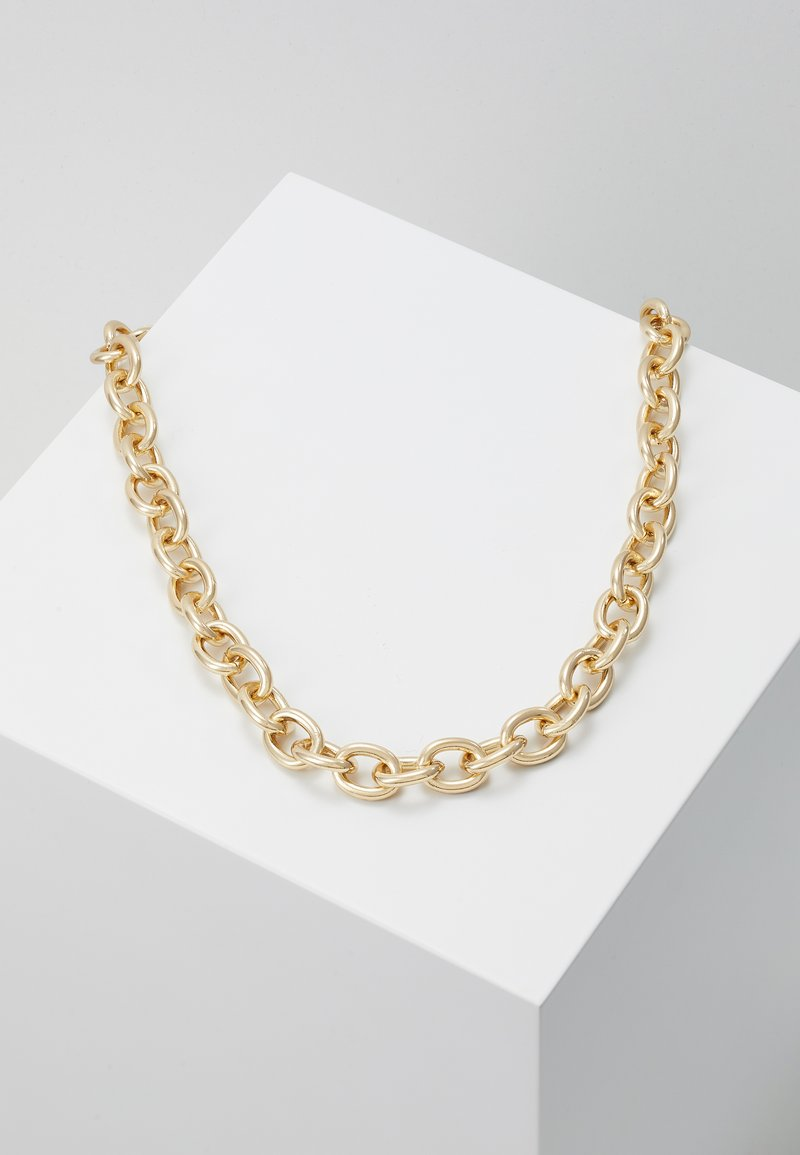 Pieces - PCTBAR NECKLACE - Ketting - gold-coloured