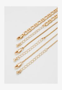 Pieces - PCPRIMA COMBI NECKLACE 3 PACK - Ketting - gold-coloured - 1