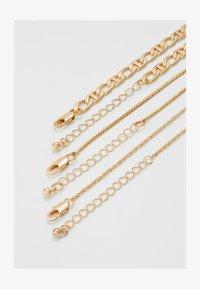 Pieces - PCPRIMA COMBI NECKLACE 3 PACK - Necklace - gold-coloured - 1