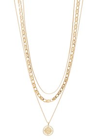 Pieces - PCPRIMA COMBI NECKLACE 3 PACK - Ketting - gold-coloured - 3