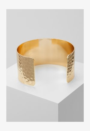 PCPANNY BRACELET CUFF - Armbånd - gold-coloured