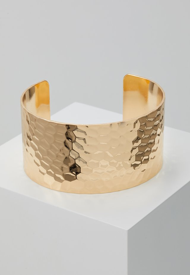 PCPANNY BRACELET CUFF - Armband - gold-coloured
