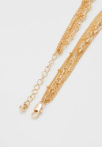 Pieces - PCKRYSTAL COMBI NECKLACE - Necklace - gold-coloured - 2