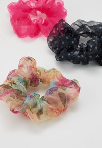 Pieces - SCRUNCHIE 3 PACK - Hair styling accessory - prairie sunset - 1