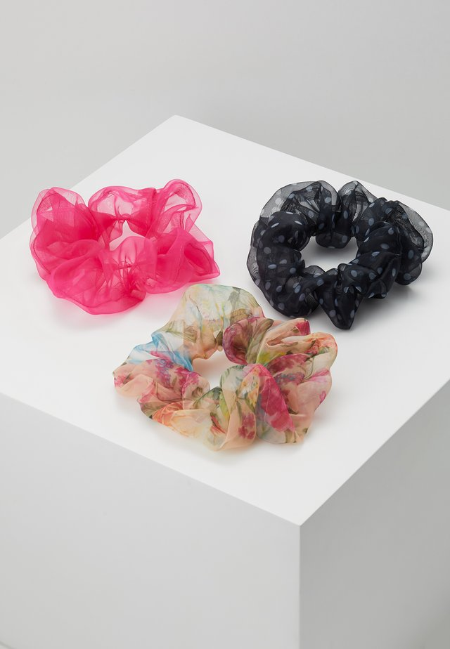 SCRUNCHIE 3 PACK - Hair styling accessory - prairie sunset