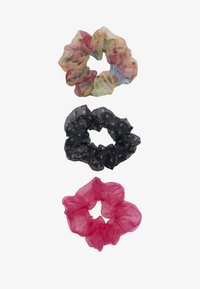 Pieces - SCRUNCHIE 3 PACK - Hair styling accessory - prairie sunset - 2