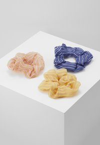 Pieces - PCMARLY SCRUNCHIE 3 PACK - Haaraccessoire - misty rose - 3