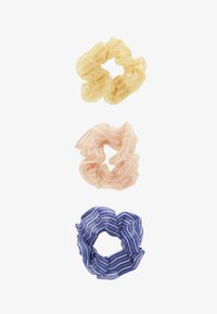 Pieces - PCMARLY SCRUNCHIE 3 PACK - Haaraccessoire - misty rose - 1