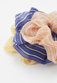 Pieces - PCMARLY SCRUNCHIE 3 PACK - Haaraccessoire - misty rose - 2