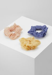 Pieces - PCMARLY SCRUNCHIE 3 PACK - Haaraccessoire - misty rose - 0