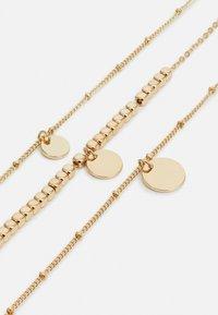 Pieces - PCSANYA COMBI NECKLACE - Necklace - gold-coloured - 2