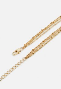 Pieces - PCSANYA COMBI NECKLACE - Necklace - gold-coloured - 1