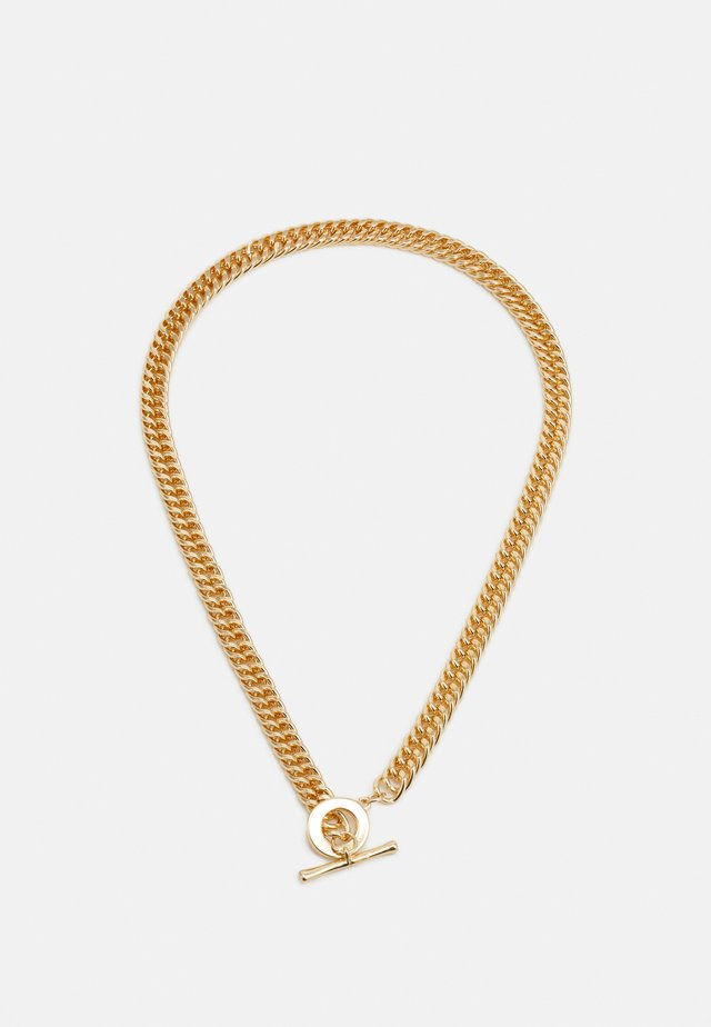 PCBARRY COMBI NECKLACE - Collier - gold-coloured
