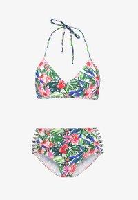 Pieces - PCBELINA  - Bikini - cloud dancer - 4