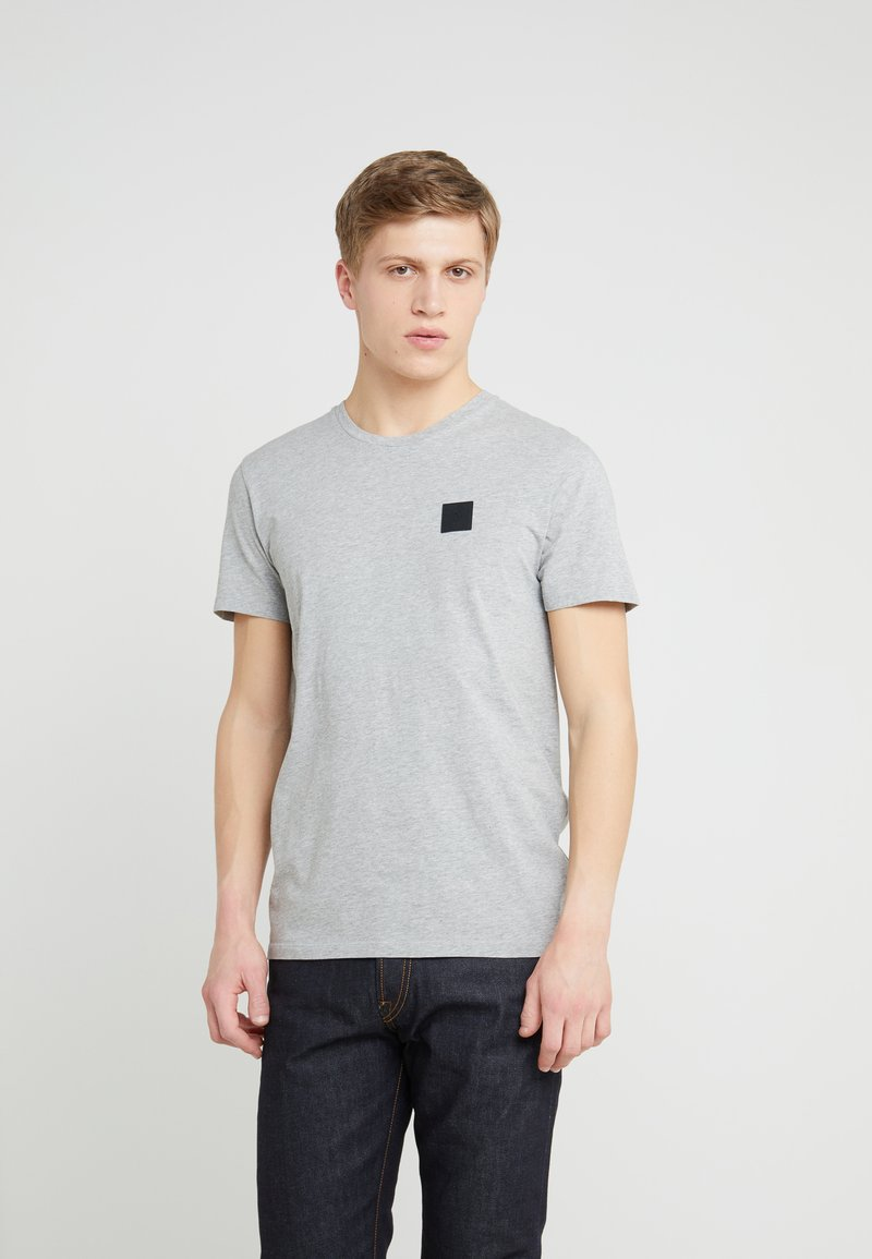 Peak Performance Urban - URBAN TEE - T-Shirt basic - grey melange