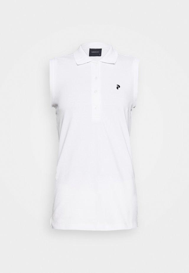 CLASSIC - Poloshirt - white