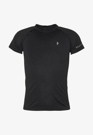 PRO CO2 SHORT SLEEVE - T-shirts med print - black