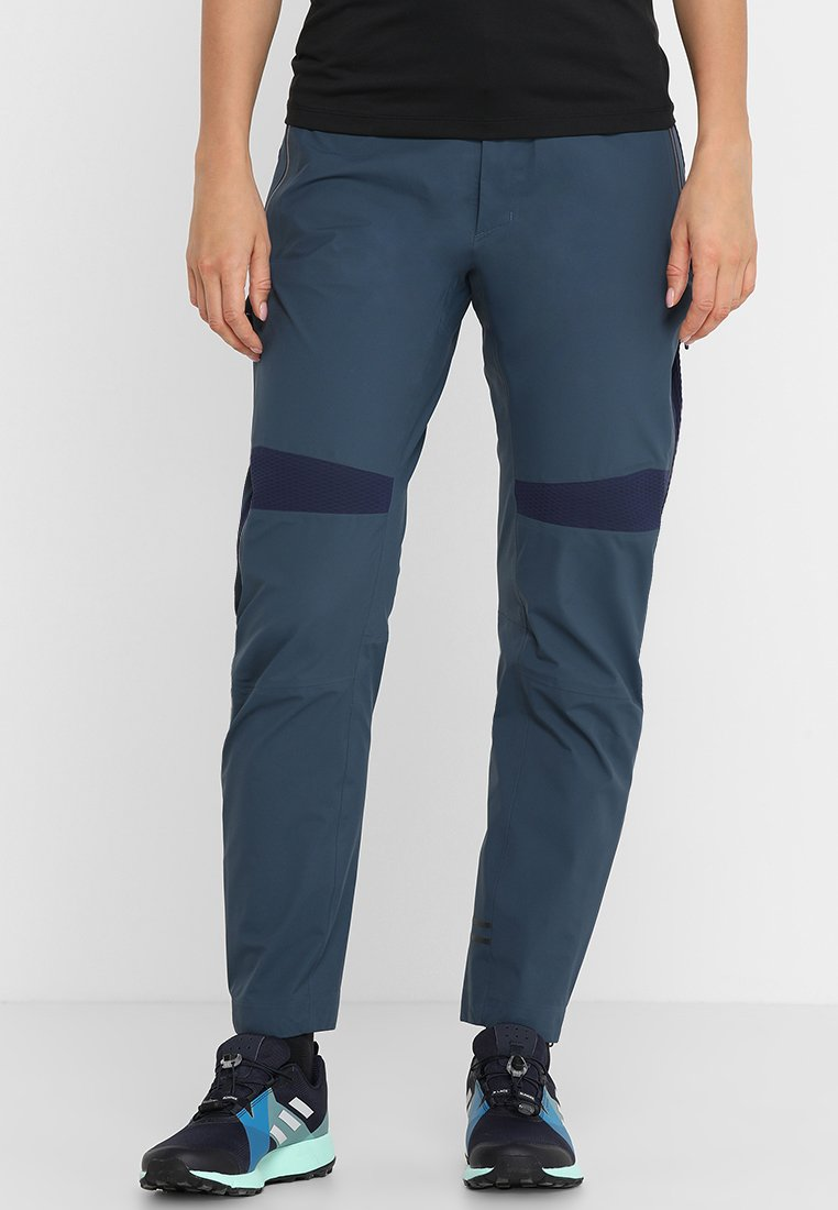 Peak Performance - Trousers - blue steel