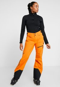 Peak Performance - Ski- & snowboardbukser - orange - 3