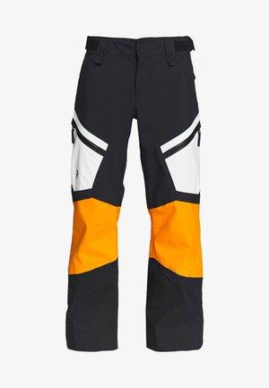 Zimní kalhoty - orange