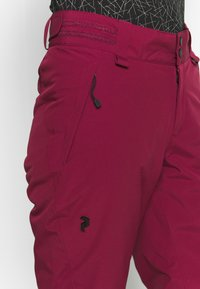 Peak Performance - ANIMA  - Schneehose - dark red - 4