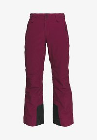 Peak Performance - ANIMA  - Schneehose - dark red - 3
