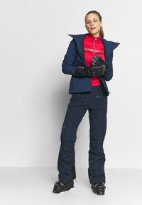 Peak Performance - SCOOTP - Pantalon de ski - blue shadow - 1