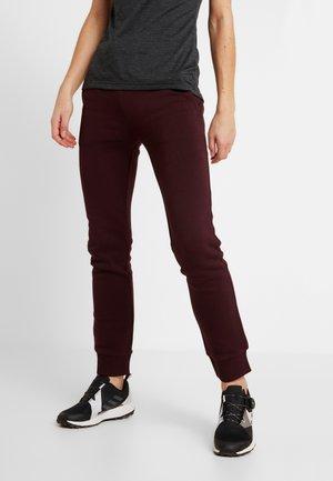 Pantaloni sportivi - mahogany