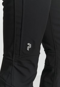 Peak Performance - Ski- & snowboardbukser - black - 3