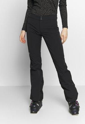 Zimní kalhoty - black