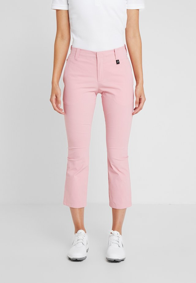 Kalhoty - warm blush