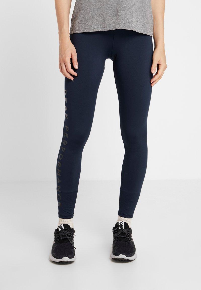 Peak Performance - TECH LEG - Leggings - salute blue
