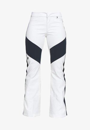 SILVAP  - Pantalon de ski - offwhite